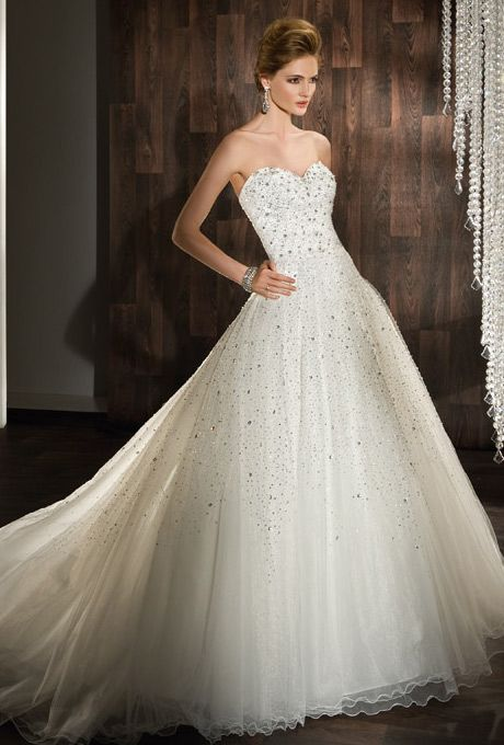 Demetrios - Ilissa - 525 | Demetrios wedding dresses, Wedding ...