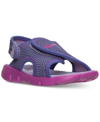 Nike Toddler Girls' Sunray Adjust 4