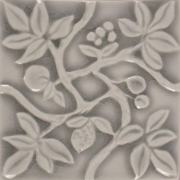 . American handmade decorative ceramic wall tile backsplash