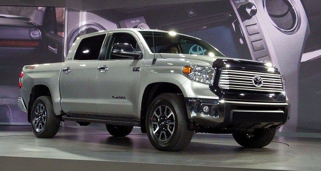 2018 Toyota Tundra Diesel Redesign & Changes | 2018/2019 Car