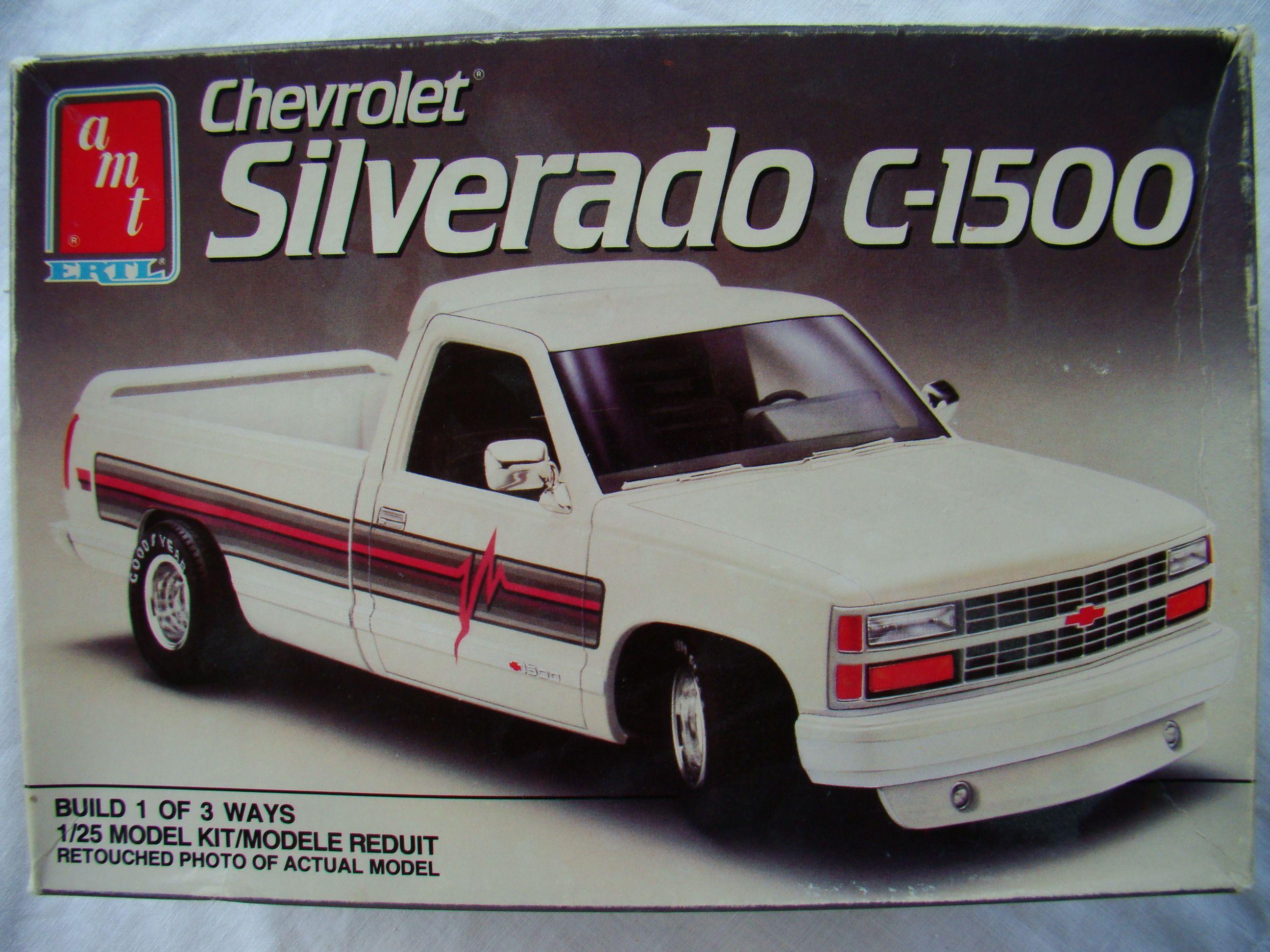 amt 90 chevy silverado c 1500 2in1 6069 [ 2592 x 1944 Pixel ]