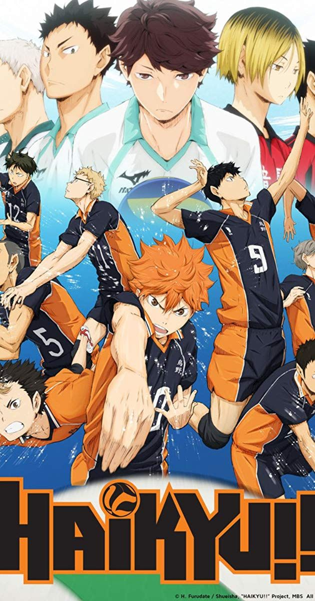 Haikyuu!! (TV Series 20142017) IMDb