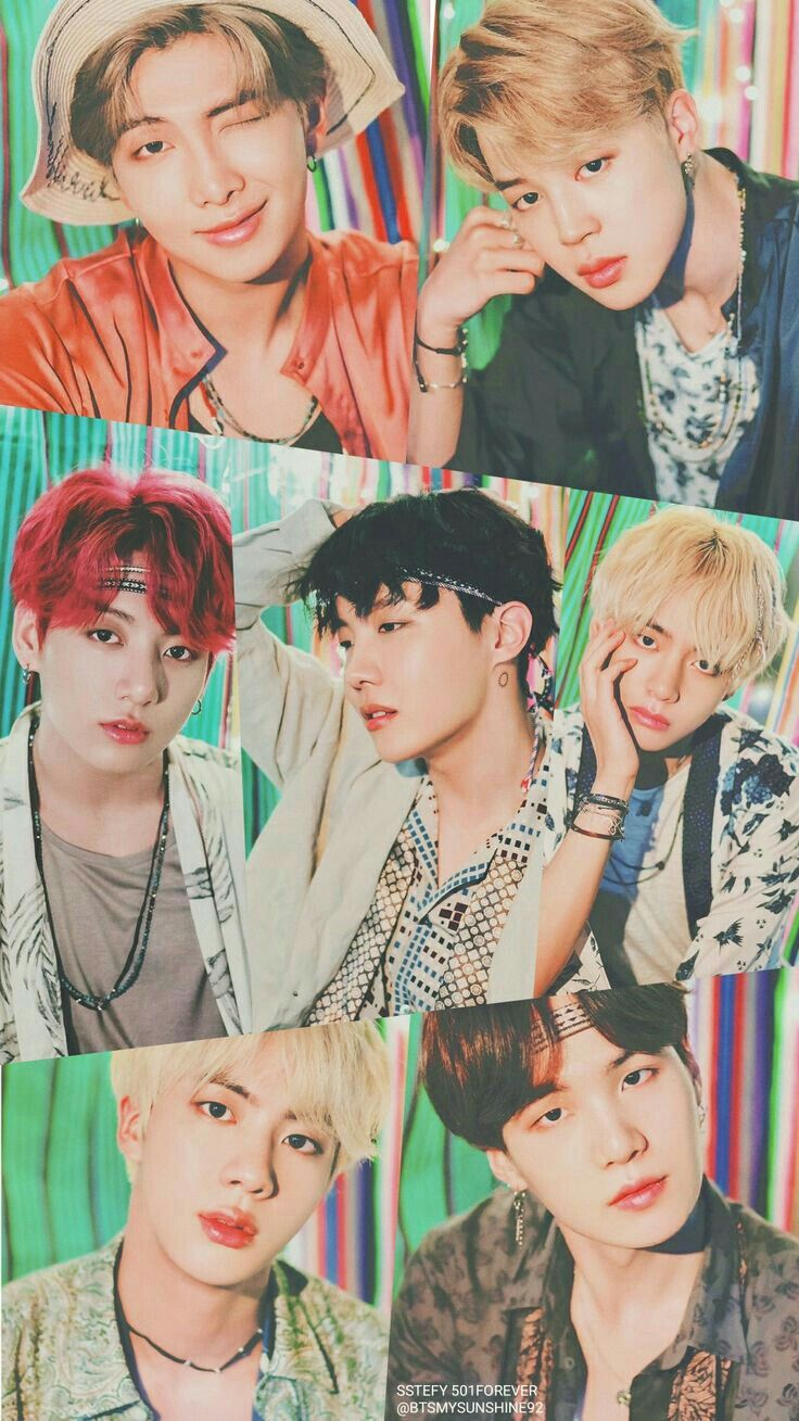BTS 2018 SUMMER PACKAGE IN SAIPAN WALLPAPER 🌴 Ünlüler
