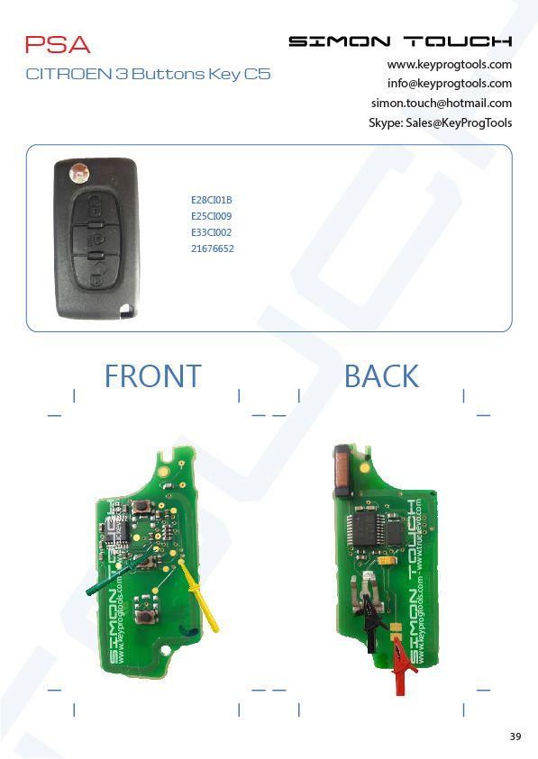 Car Remote Unlocker >> Renew Car Key Srk Simon Renew Key Unlock Remote Key Unlock Key How