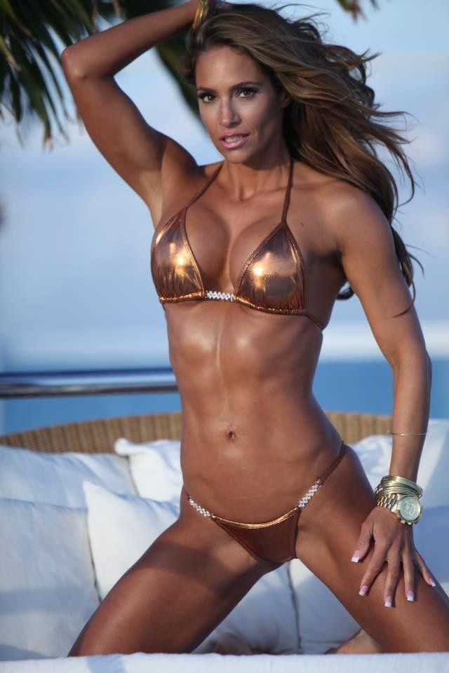 fitness models nicole female Jennifer lee