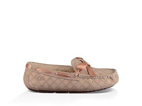 UGG Women's Dakota Double Diamond Holiday Box Slippers Buy