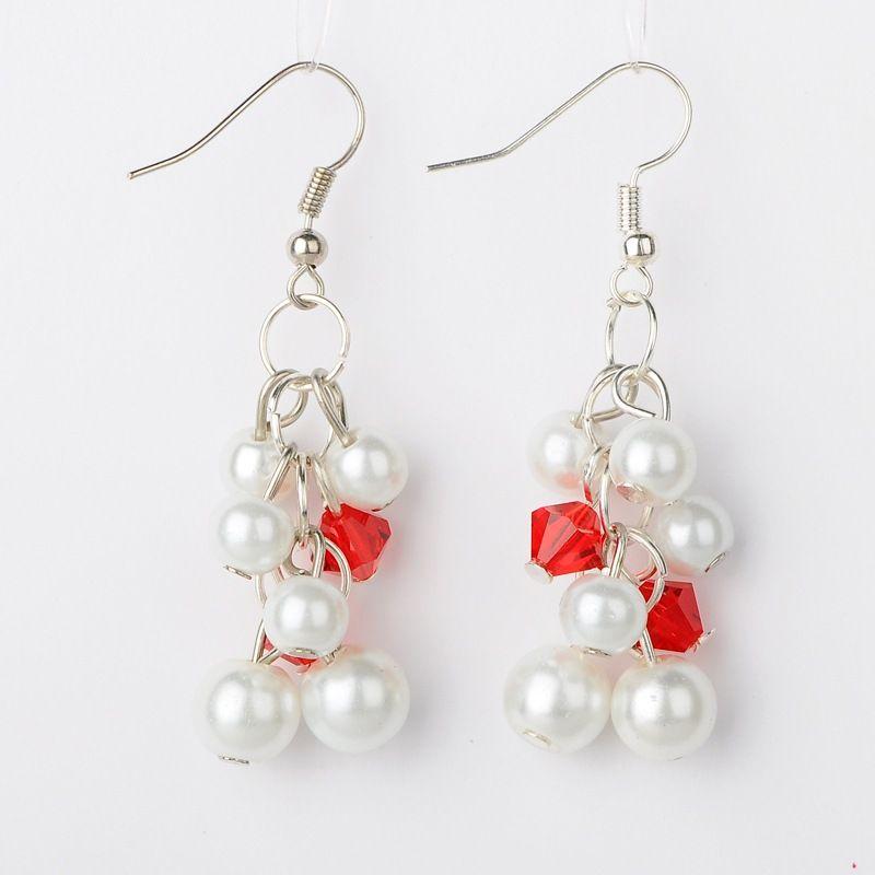 Pearl Beads Earrings