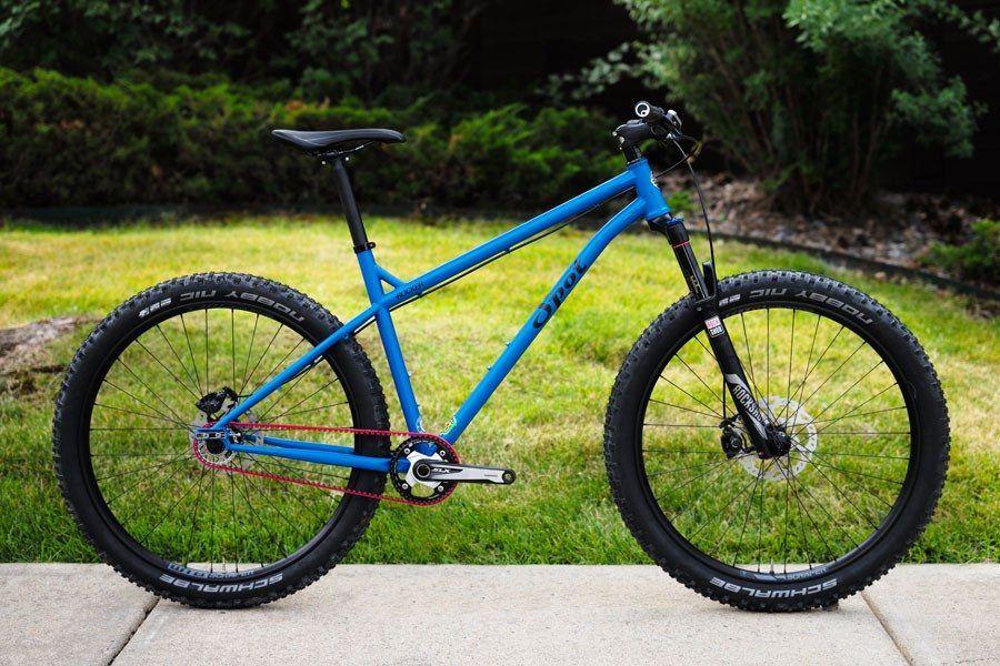 Spot Rocker Single Speed MTB Frame | bikes fine | Pinterest