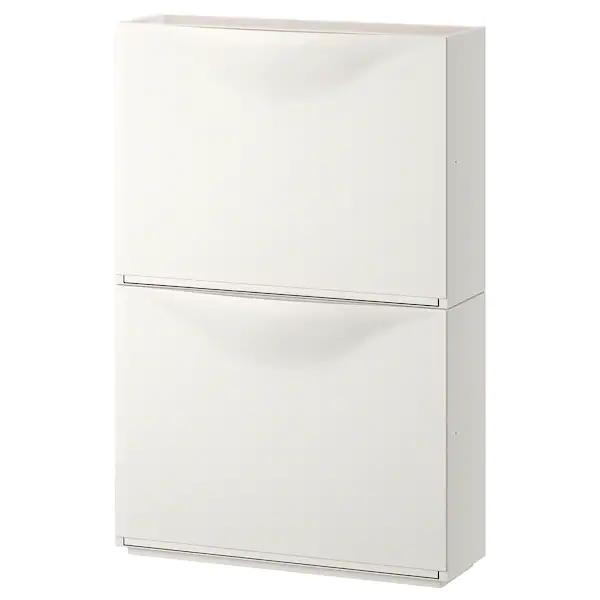 Trones Zapatero Almacenaje Blanco 52x39 Cm Ikea Shoe Storage Cabinet Shoe Storage Cabinet White Shoe Storage