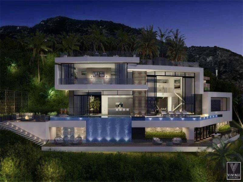 3d Cliff Top Design Concept Architecture House Design