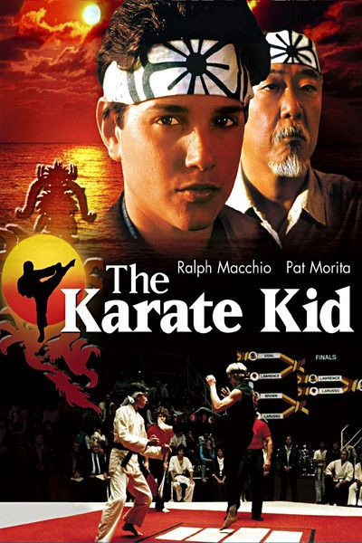 The Karate Kid (1984)The Karate Kid (1984)
