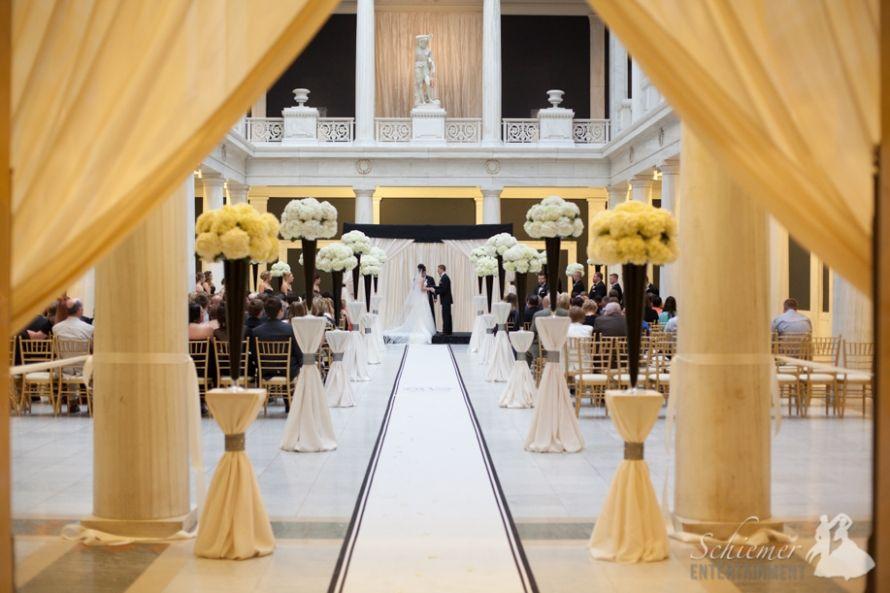 Pittsburgh Carnegie Museum Wedding Dj Eric Schiemer