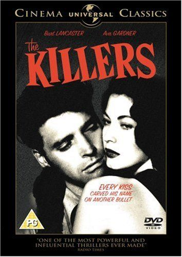 The Killers [DVD]: Amazon.co.uk: Burt Lancaster, Ava Gardner, Edmond O'Brien, Albert Dekker, Sam Levene, Virginia Christine, John Miljan, Vince Barnett, Charles D. Brown, Donald MacBride, Robert Siodmark, Mark Hellinger: DVD & Blu-ray