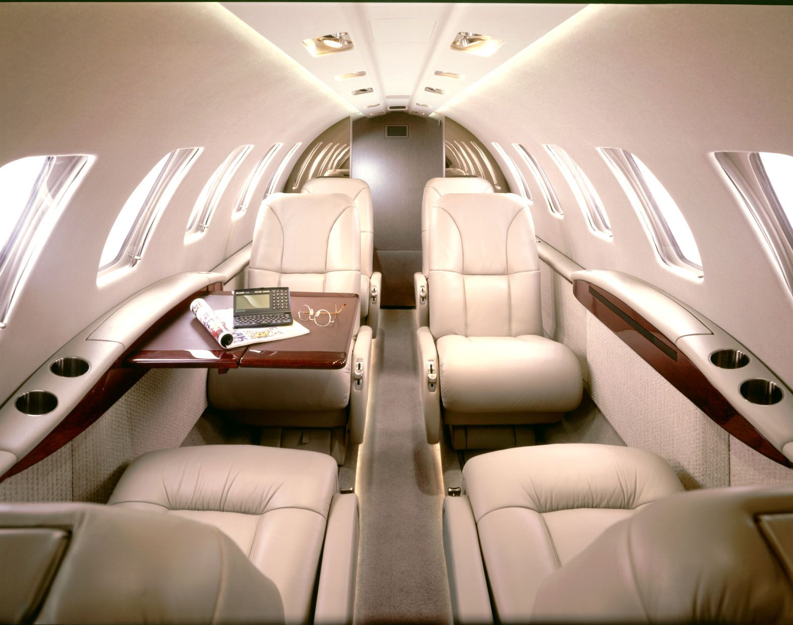 Citation Cj2 Airplane Interior Luxury Jets Cessna