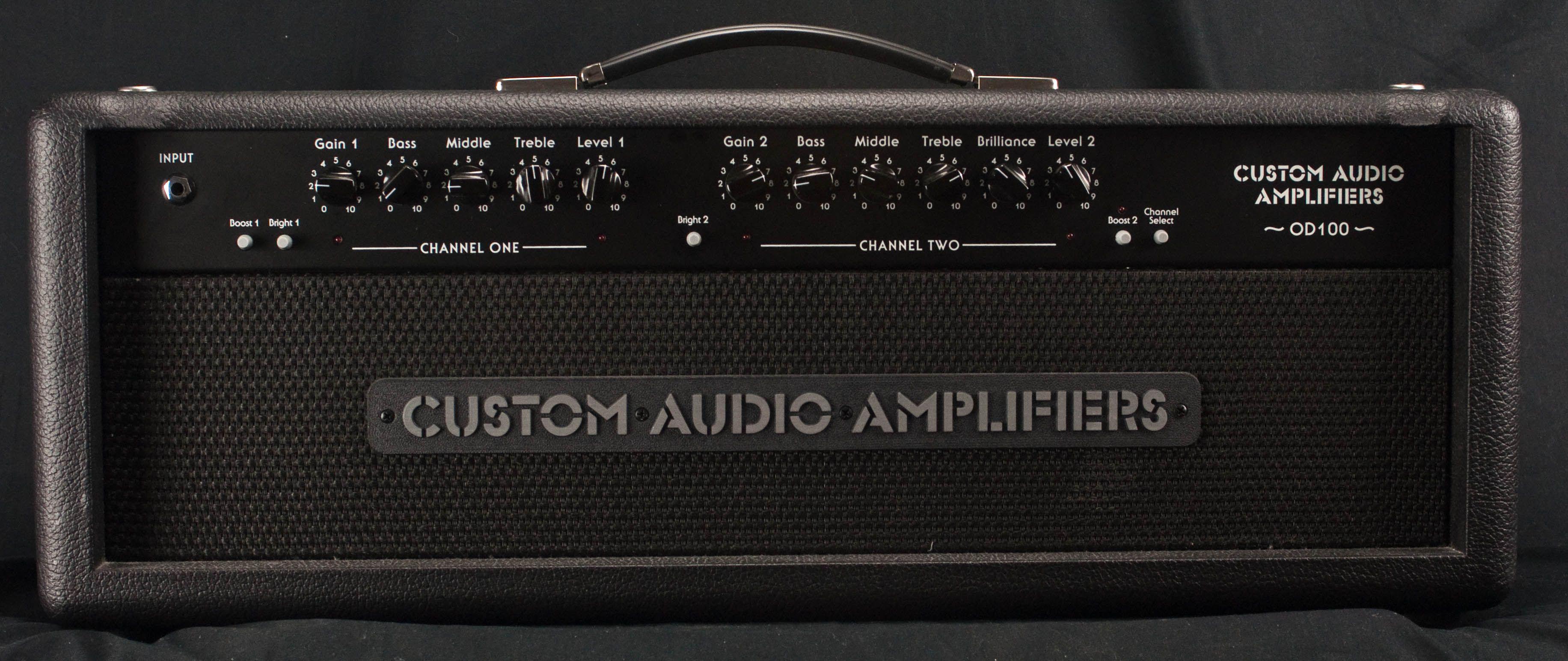 Suhr Custom Audio OD 100 STD Amplifier Head