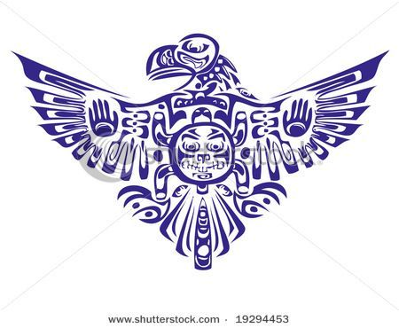 thunderbird a symbol of power strength and nobility