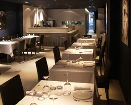 Restaurant Blau Barcelona Barcelona