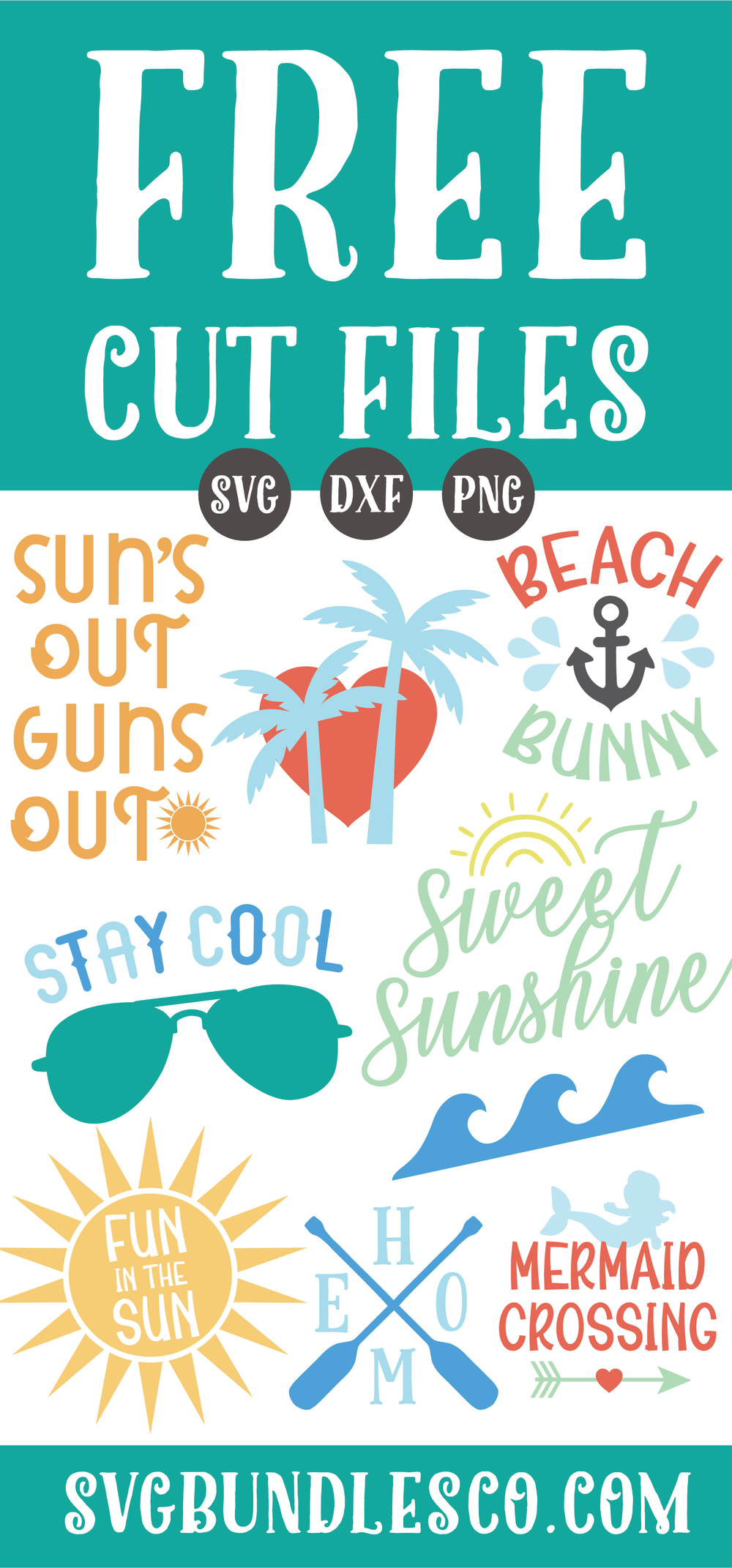 Pin on SVG files & bundles for Cricut & Silhouette