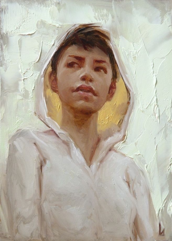 Warm Glow An Art Print By John Larriva John Larriva Portrait