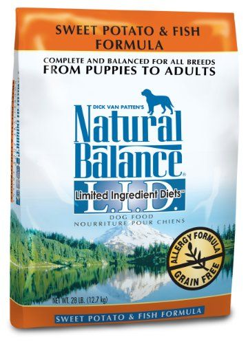 50 99 50 99 Natural Balance Sweet Potato Fish Dry Dog Food Is