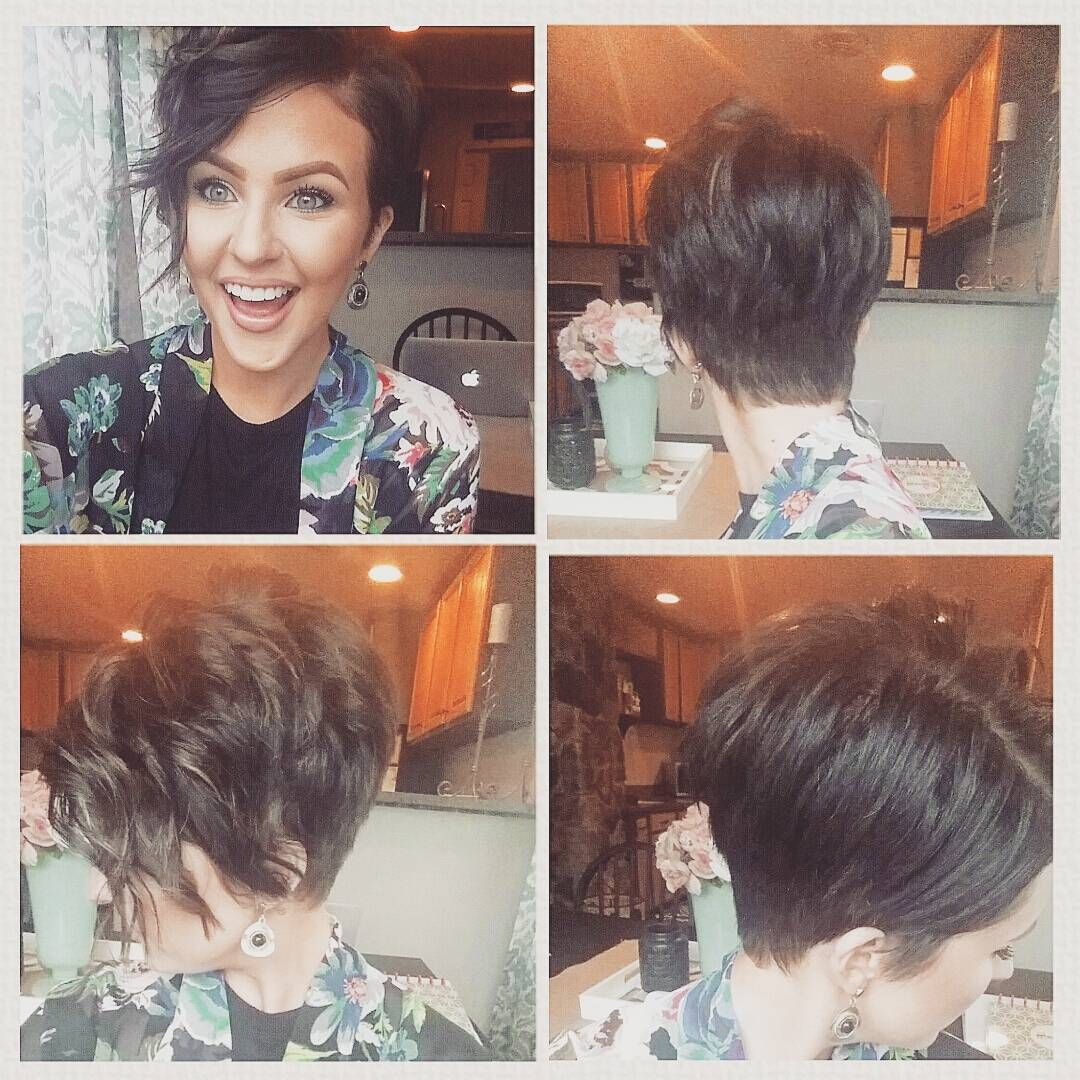 Pin by amanda spencer on hair pinterest pixie hair and pixie