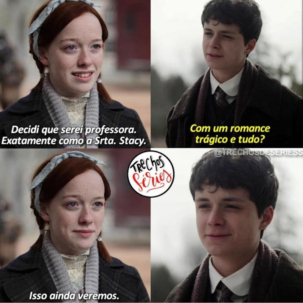Anne With An E Misericordia Eu So Quero A Terceira Temporada