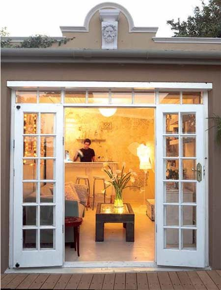 Home Dzine Do It Yourself Real Life Home Improvement Projects Garage Conversion Garage Decor Garage To Living Space