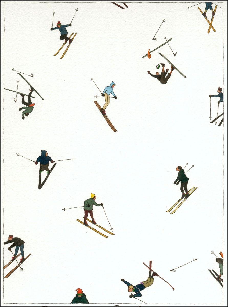Yan Nascimbene S Stunning Illustrations Of Italo Calvino Classics