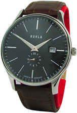Ruhla Classic Made in Germany Herren Edelstahl Uhr menwatch swiss movment Garde