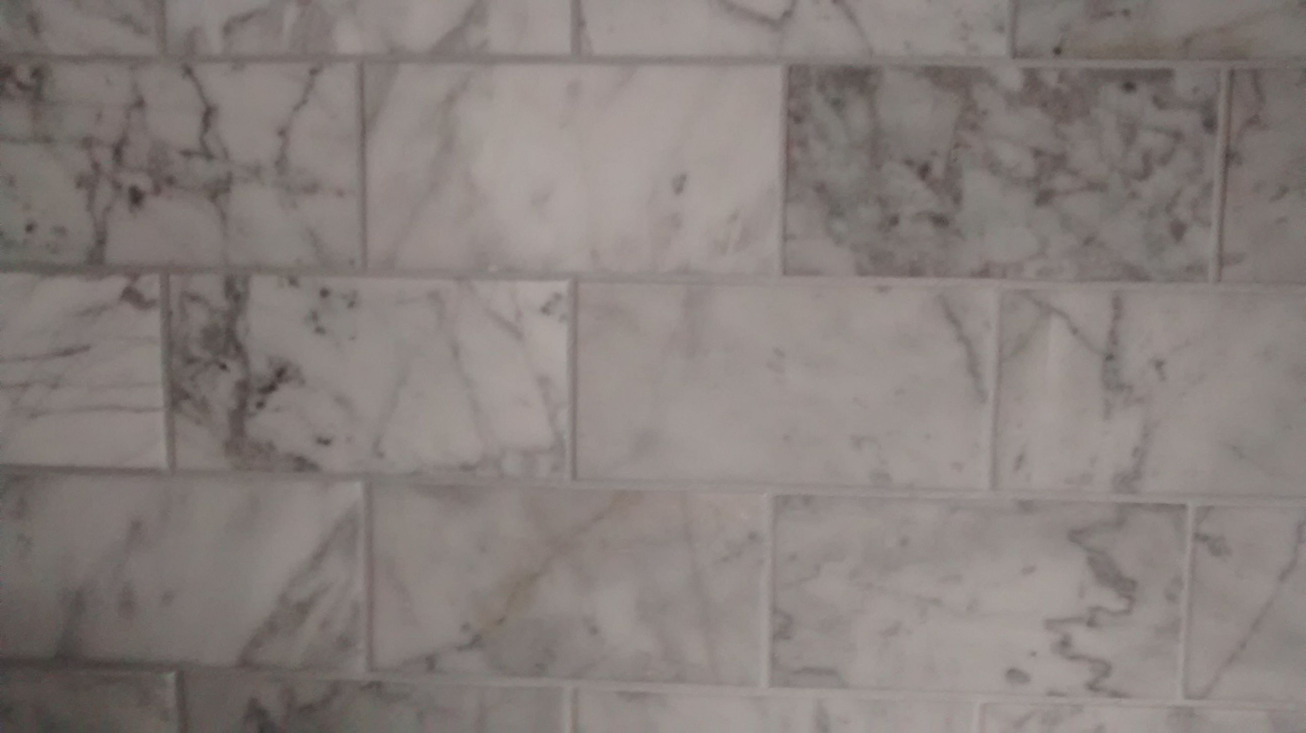 Bianco Nova 3x6 Carrara Marble Purchased From Tile Fantastic In San Jose
