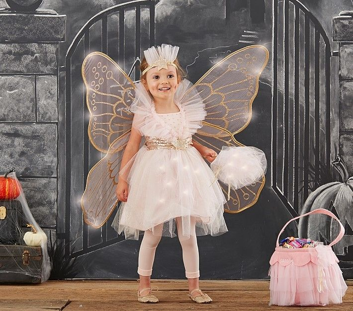 2449cd37e0b0 Toddler Pink Fairy Light-Up Costume | Products | Light up costumes ...