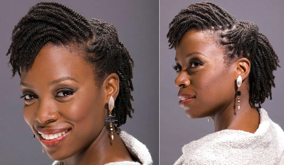 Natural Hair Styles, Two