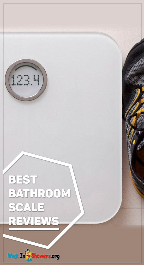 6 Examples Of Digital Bathroom Scales