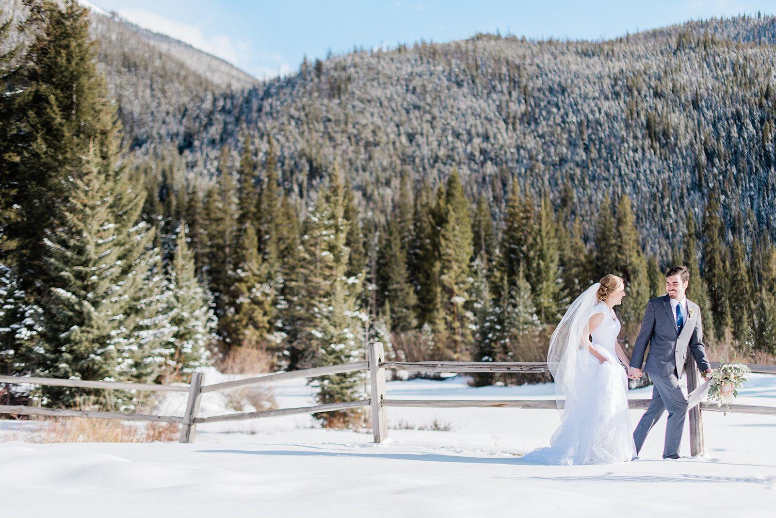 Colorado Winter Wedding Venues in 2020 | Winter wedding ...
