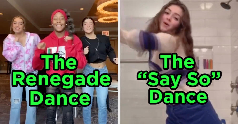 20 Tiktok Dances To Learn While You Re Stuck At Home Dance Easy Dance Step Up Movies