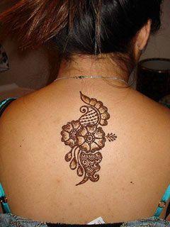Henna Tattoo Vorlagen Arm Fuss Hand Kopf Bilder Tattoos