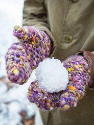 Aspen Mittens Knitting Pattern