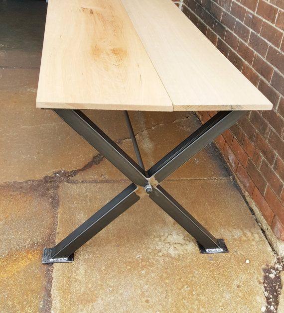 X - Table Legs Heavy duty Sturdy Industrial Legs Dining Table Leg & X - Table Legs Heavy duty Sturdy Industrial Legs Dining Table ...