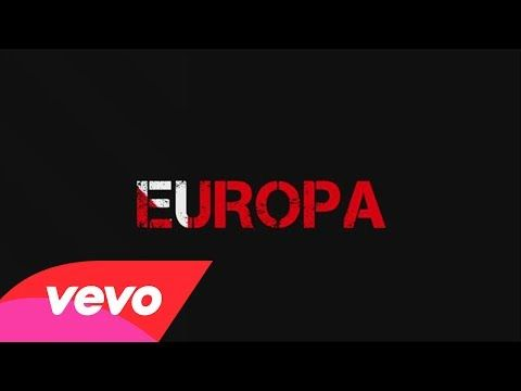 Manic Street Preachers - Europa Geht Durch Mich (Lyric Video) - YouTube