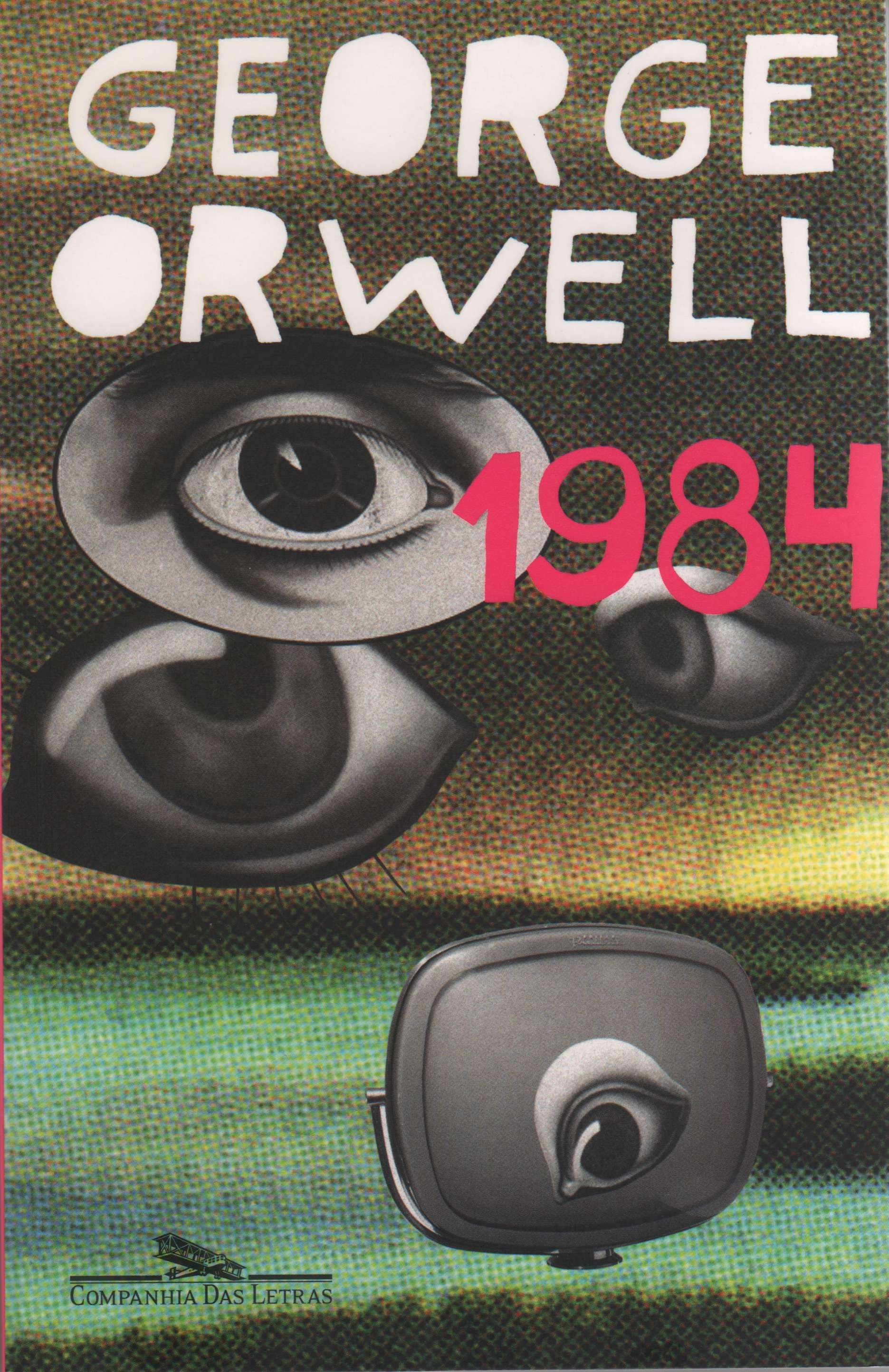 1984 by george orwell books books books pinterest book book 1984 by george orwell fandeluxe Choice Image