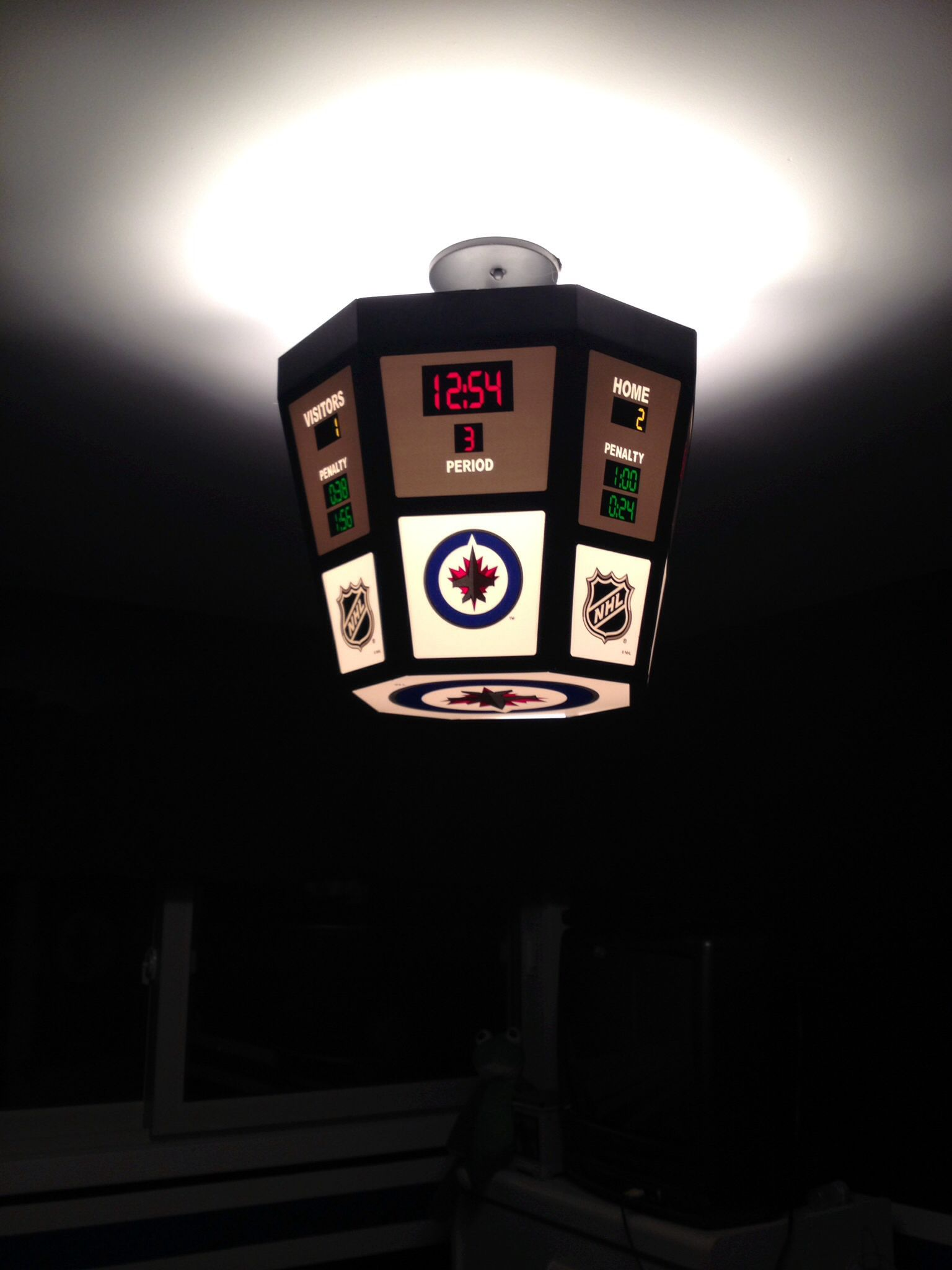 Scoreboard Light