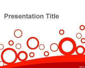 Abstract circles powerpoint template projects to try pinterest abstract circles powerpoint template toneelgroepblik Image collections