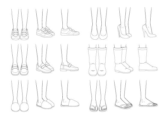 How To Draw Anime Manga Tutorials Animeoutline In 2020 Anime Drawings Manga Tutorial Shoes Drawing