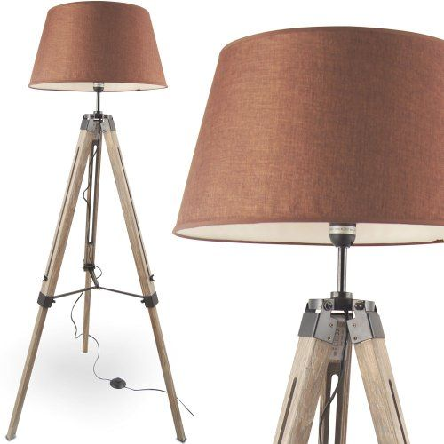 Lovely MOJO Stehlampe H henverstellbar Stehleuchte Tripod Lampe Leselampe Dreifuss mq l mojoliving http