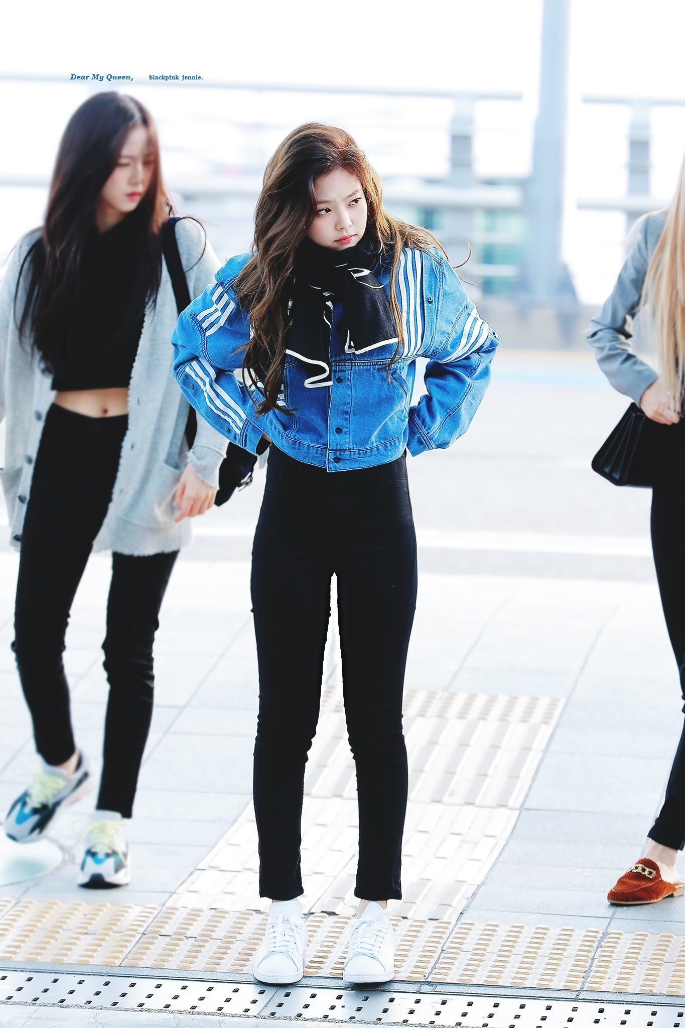 Jennie en 2019
