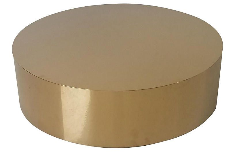 Angela Coffee Table Gold Products - Angela coffee table