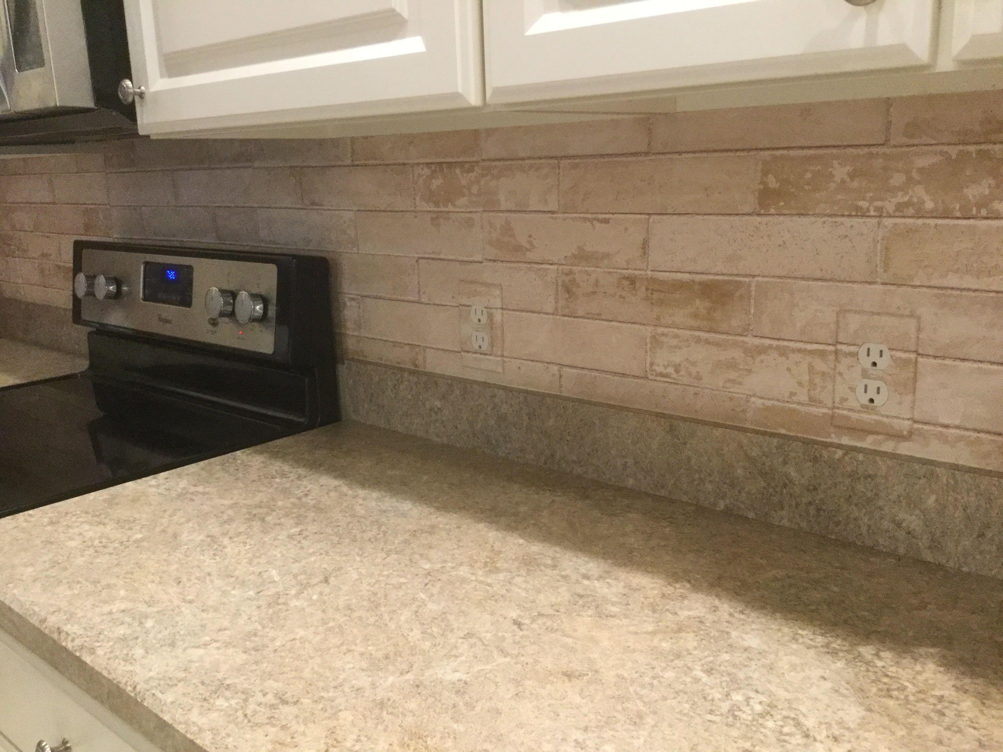 - TE29327 Brick Texture Tan & Beige Brick Wallpaper For Walls