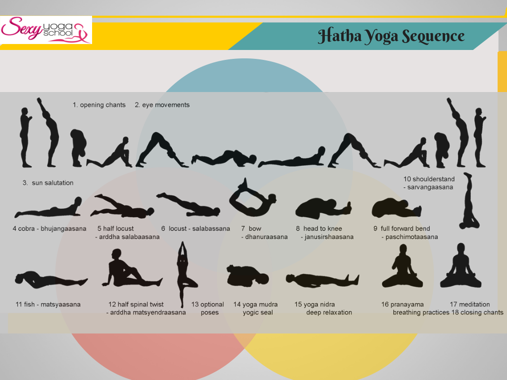 Hatha Yoga Sequence For Beginners Sexyyogaschool