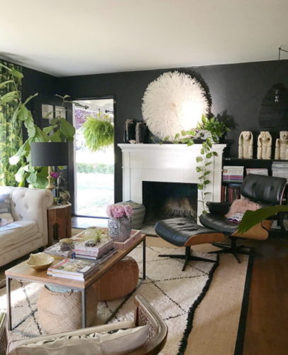 The Best Small Space Living Accounts To Follow On Instagram Magnificent Small Space Living Room Design Inspiration Design