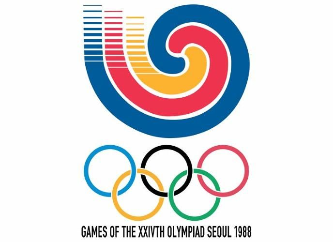 100 Years Of Olympic Logos A Depressing History Of Design Crimes Olympic Logo Olympic Games Summer Olympics